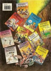 Verso de Pierre Tombal -4a1993a- Des os pilants