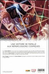 Verso de Secret Wars : Le Gant de l'Infini (Marvel Now!) - Secret Wars : Le Gant de l'Infini