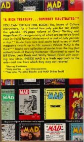 Verso de Mad (divers) -3POC19- Inside Mad