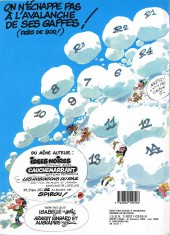 Verso de Gaston -14a1988- La saga des gaffes