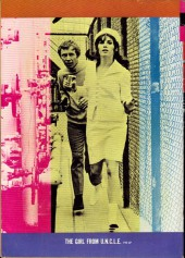 Verso de Girl from U.N.C.L.E. (The)(Gold Key - 1967) -2- (sans titre)