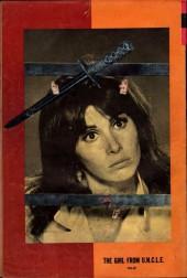 Verso de Girl from U.N.C.L.E. (The)(Gold Key - 1967) -5- (sans titre)