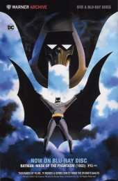 Verso de Batman (2016) -30- The Ballad of Kite Man, Part Two