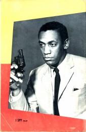Verso de I Spy (Gold Key - 1966) -3- (sans titre)