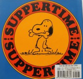 Verso de Peanuts (Determined productions) - Suppertime Suppertime