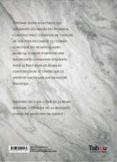 Verso de Inguinis -1- L'Esclave du Panthéon