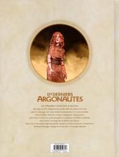 Verso de Les derniers Argonautes -3- L'Orbe du monde