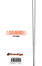 Verso de Bleach -74- The Death and the strawberry