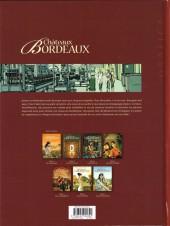 Verso de Châteaux Bordeaux -8- Le négociant