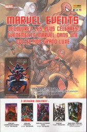 Verso de Spider-Man (Marvel France 6e série - 2017) -4- La Conspiration des clones (4/5)