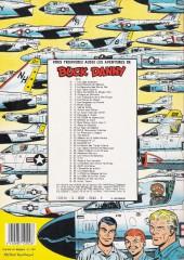 Verso de Buck Danny -6c1983- Attaque en Birmanie