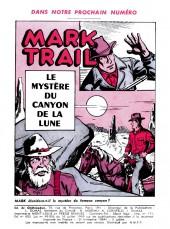 Verso de Mark Trail -3- Bagarres à Black-Forest