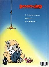 Verso de Doggyguard -1- Protection reprochée !