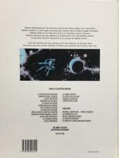 Verso de Valérian -7c1998- Sur les Terres truquées