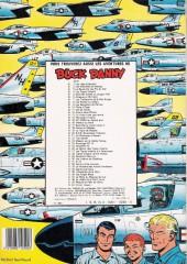 Verso de Buck Danny -9c1983- Les gangsters du pétrole