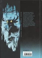 Verso de Le collège noir -2- Le livre de la pierre