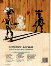 Verso de Lucky Luke -49a85- La corde du pendu et autres histoires