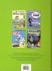Verso de Les petits hommes -INT9- Intégrale 1996-1999