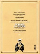 Verso de Panama Al Brown