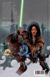 Verso de Star Wars - Jedi -1- La Mémoire de Quinlan Vos