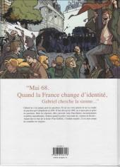 Verso de L'enfant maudit -INT- L'Enfant Maudit