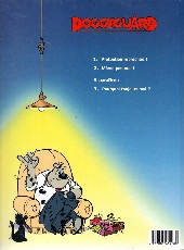 Verso de Doggyguard -2- Même pas mal !