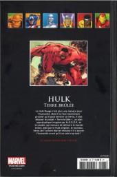 Verso de Marvel Comics - La collection (Hachette) -9368- Hulk - Terre Brûlée
