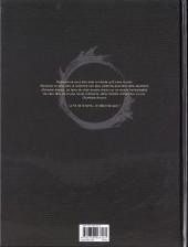 Verso de La horde du Contrevent -1- Le Cosmos est mon campement