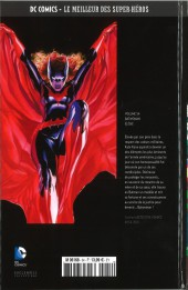 Verso de DC Comics - Le Meilleur des Super-Héros -54- Batwoman - Élégie
