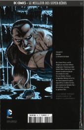 Verso de DC Comics - Le Meilleur des Super-Héros -55- Batman - La Revanche de Bane
