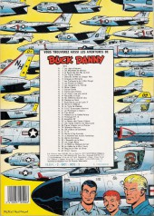 Verso de Buck Danny -16e1984- Menace au nord