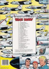 Verso de Buck Danny -22b1984- Top secret