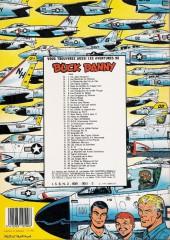 Verso de Buck Danny -24c83- Prototype FX-13