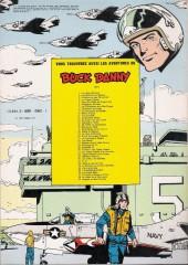 Verso de Buck Danny -25c1977c- Escadrille ZZ