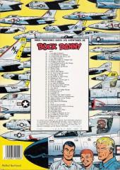 Verso de Buck Danny -27b1983- Les Tigres volants à la rescousse !