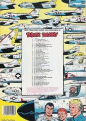 Verso de Buck Danny -30b1984- Les Voleurs de satellites