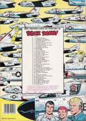 Verso de Buck Danny -38a1984- La Vallée de la Mort Verte