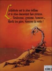 Verso de Capitaine La Guibole
