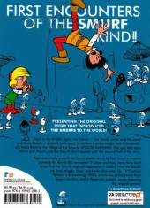 Verso de SMURFS (les Schtroumpfs en anglais) -2- The Smurfs and the Magic Flute