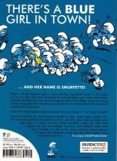 Verso de SMURFS (les Schtroumpfs en anglais) -4- The Smurfette