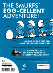 Verso de SMURFS (les Schtroumpfs en anglais) -5- The Smurfs and the Egg
