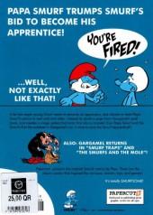 Verso de SMURFS (les Schtroumpfs en anglais) -8- The Smurf Apprentice