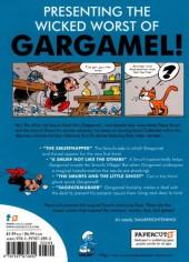 Verso de SMURFS (les Schtroumpfs en anglais) -9- Gargamel and the Smurfs