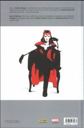 Verso de La sorcière Rouge -3- Tome 3