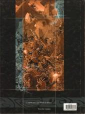 Verso de Shaman -2- Les géants de porcelaine