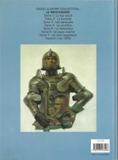 Verso de Le mercenaire -2b97- La formule