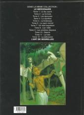 Verso de Le mercenaire -6a02- Le rayon mortel