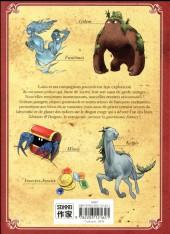Verso de Gloutons & Dragons -2- Tome 2