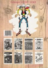 Verso de Lucky Luke -11b84- Lucky Luke contre Joss Jamon