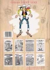 Verso de Lucky Luke -19b1983- Les rivaux de Painful Gulch